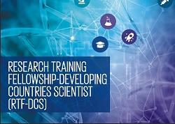 Research Training Fellowship Developing Countries Scientist (RTF-DCS)